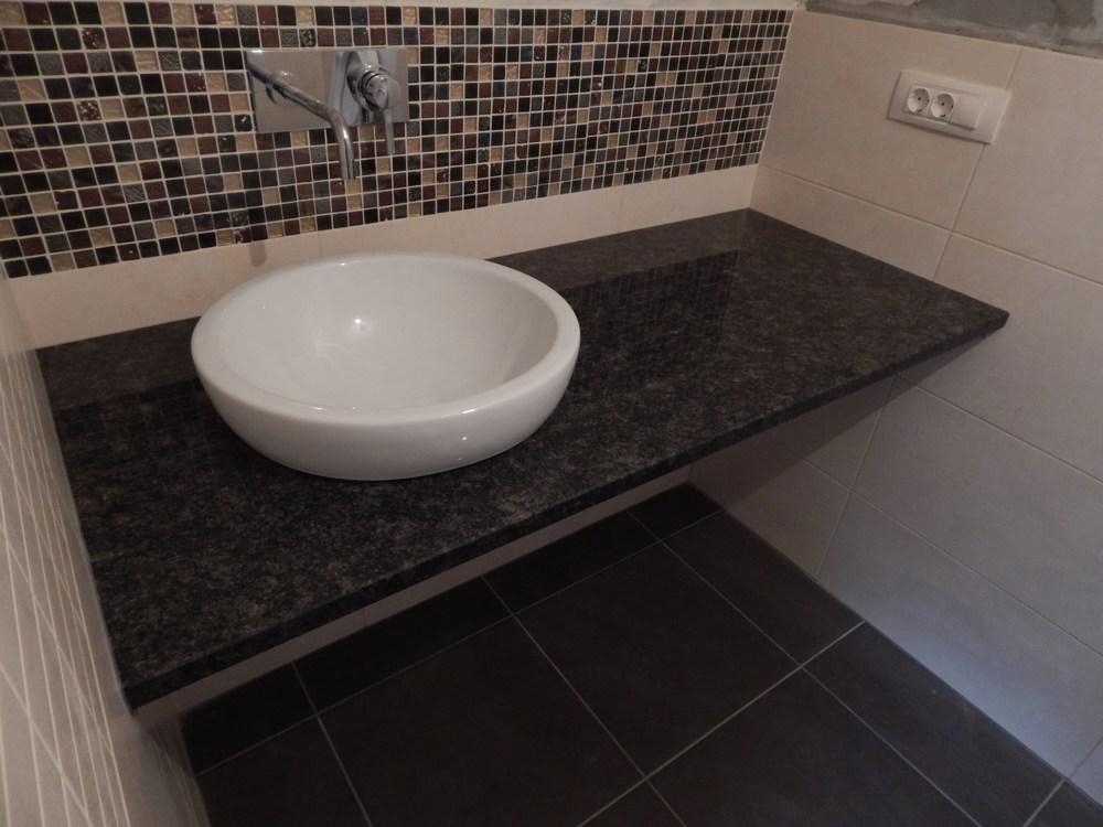 arbeitsplatte badezimmer waschtisch wir verkleiden b der. Black Bedroom Furniture Sets. Home Design Ideas